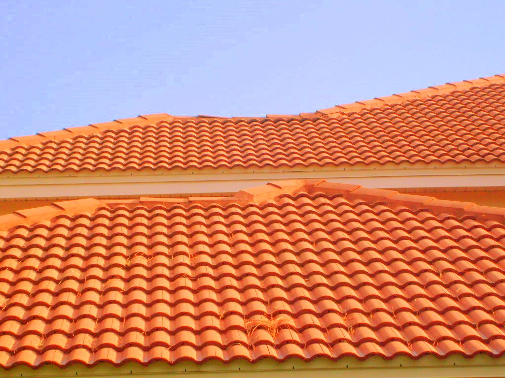Tampa Roof Cleaning U2013 Barrel And Concrete Tile Roof Cleaning