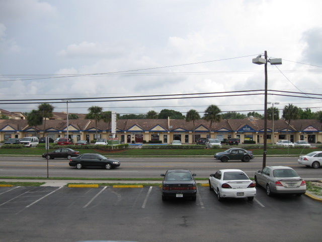 Strip Mall Cleaning Tampa Florida Roof Cleaning Tampa
