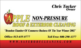 Roof Cleaning Tampa - Water Restrictions ?