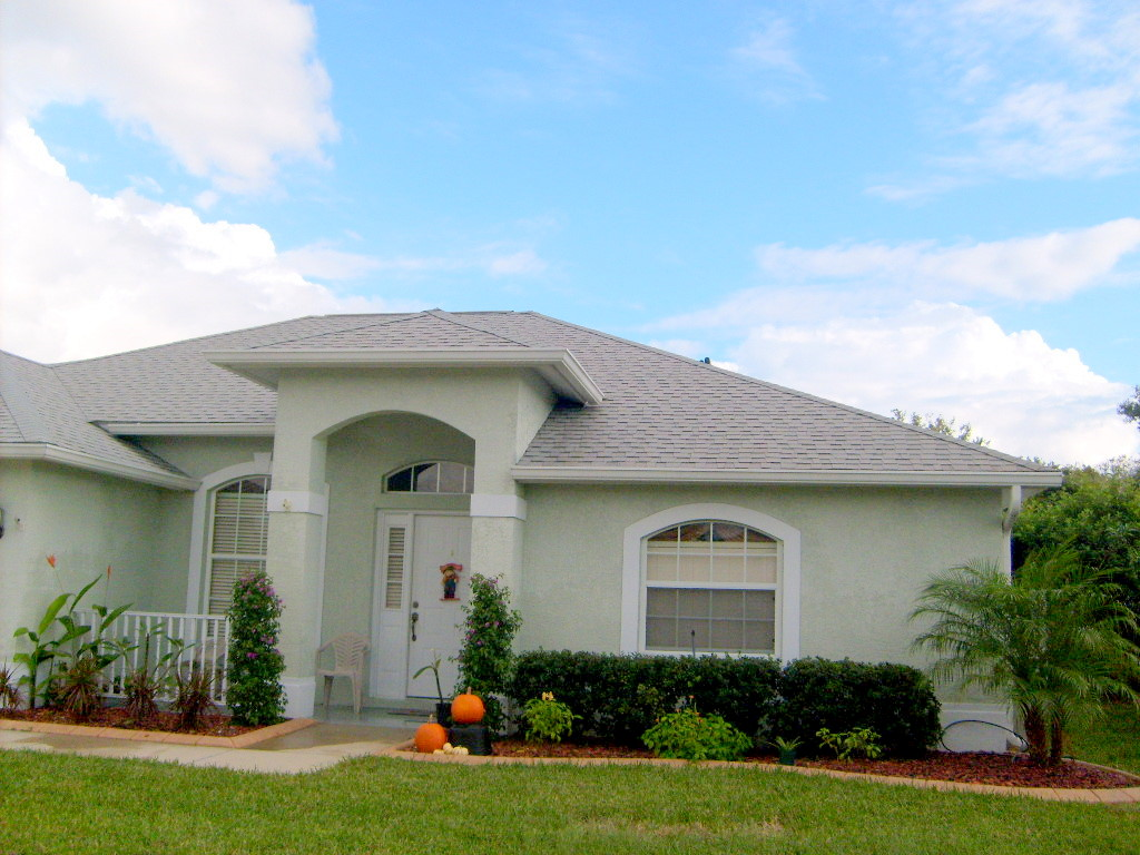 Roof Stains Black Streaks Roof Cleaning Tampa Florida