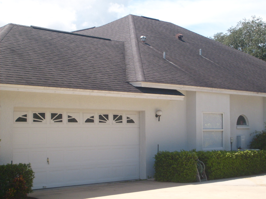 Apple Roof Cleaning Tampa Removes Mold From Roof Shingles 813 655 8777