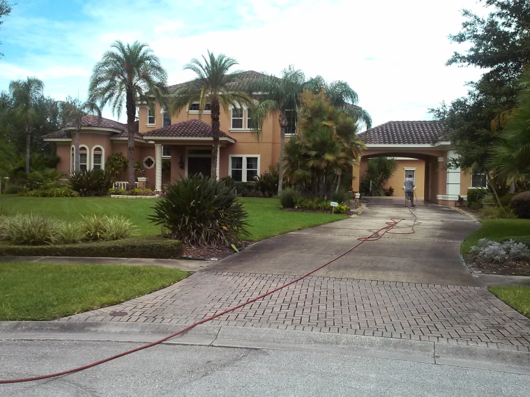 Roof Cleaning Tampa Palms 33647