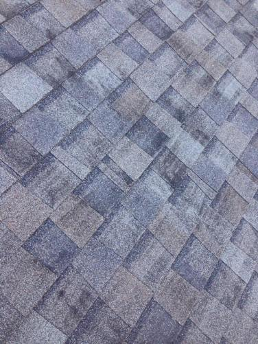 Roof After Pressure Washing